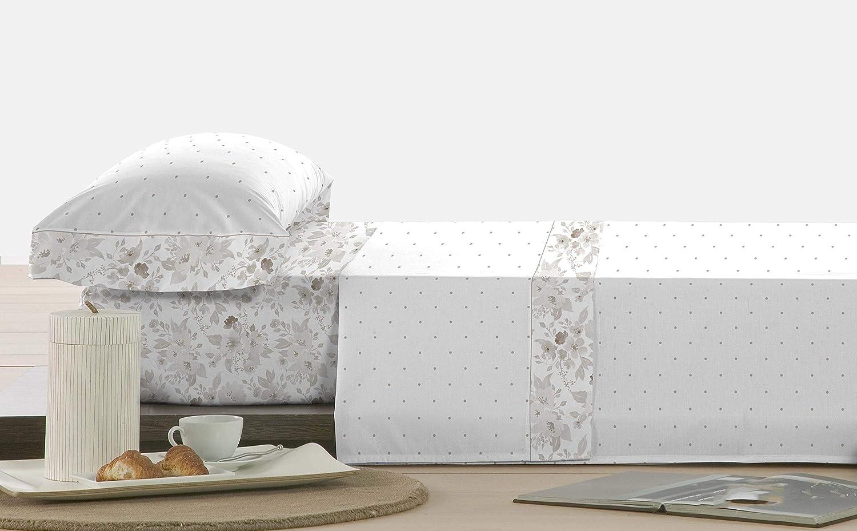 Cabetex Home - Juego de sábanas 100% Algodón - 200 Hilos/cm2 Mod ...