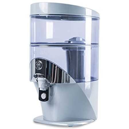 pimag waterfall water system: .co.uk: kitchen & home