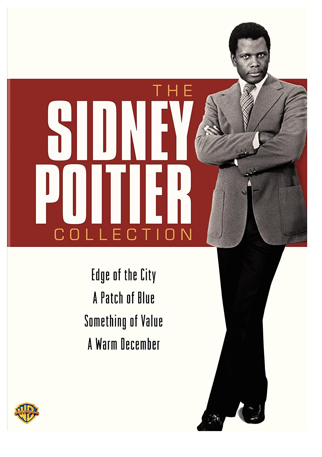 Amazon.com: The Sidney Poitier Collection (Edge of the City / Something of Value / A Patch of Blue / A Warm December): Movies & TV