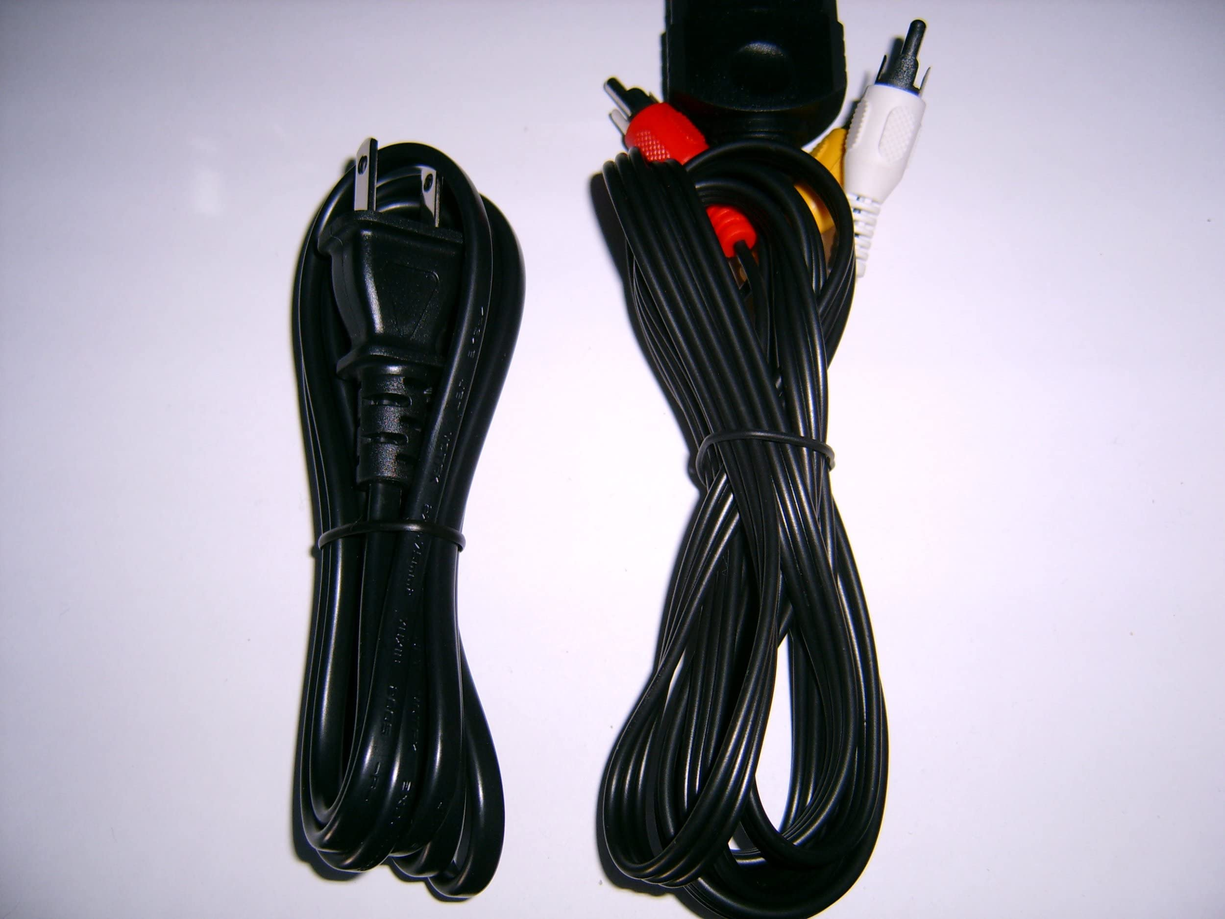 Mizar Replacement Av Cables Ac Power Cord For Xbox Wiring Image Unavailable