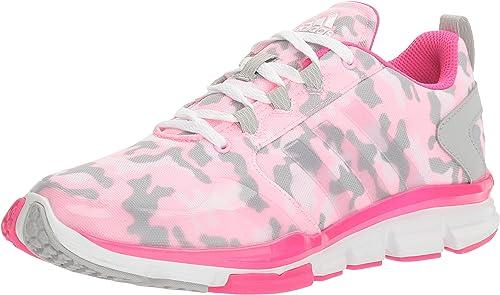 Adidas Speed Trainer 2 Femmes US 7.5 Rose Baskets: Amazon.fr ...