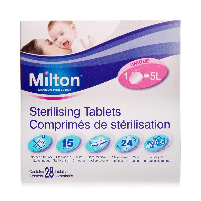 Milton Sterilising Tablets, Pack of 6 342758-C