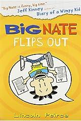 Big Nate Flips Out Paperback
