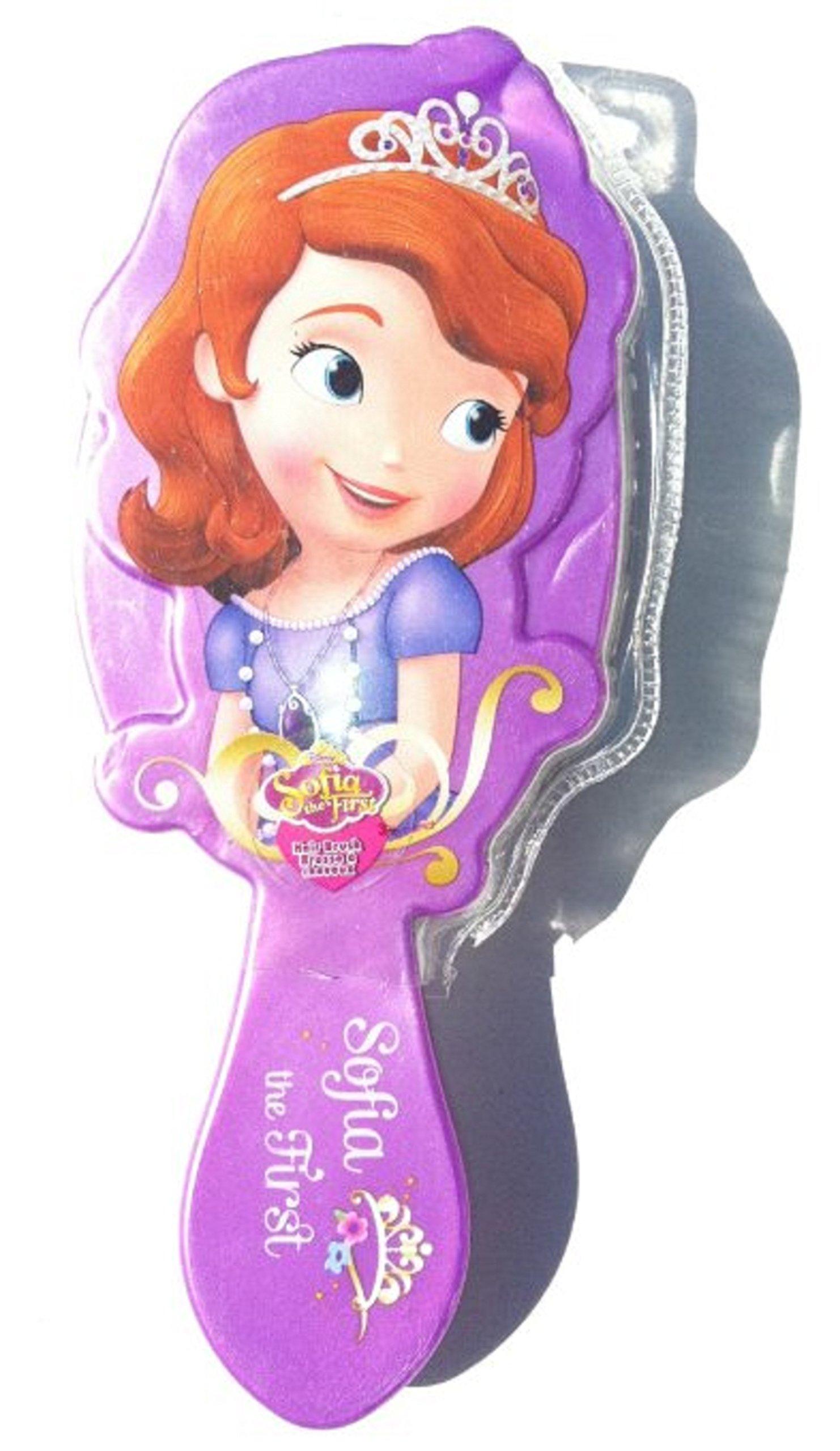 Granny's (c) Disney Pretend Play Sofia the First Princess Large Diecut Hair Brush