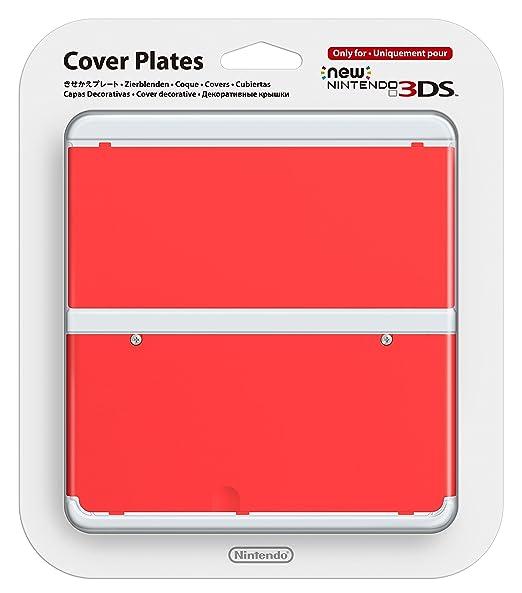 New Nintendo 3DS Zierblende 018 (Rot)