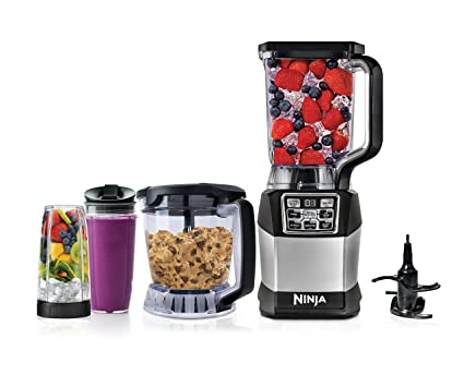 Amazoncom Ninja Kitchen System With AutoiQ Boost BL Kitchen - Www ninja kitchen com