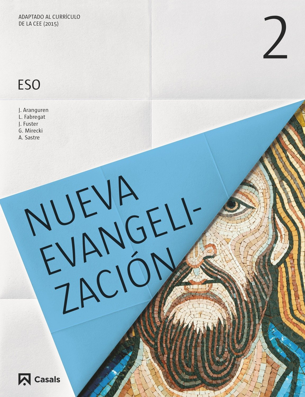 Nueva Evangelización 2 ESO (2016) - 9788421861004: Amazon.es ...