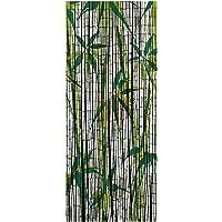 Wenko 819111500- Cortina de bambú, Puesta del Sol