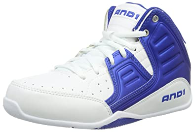 fa65661cef5 Image Unavailable. Image not available for. Colour  AND1 Boys  Rocket 4 Basketball  Shoes