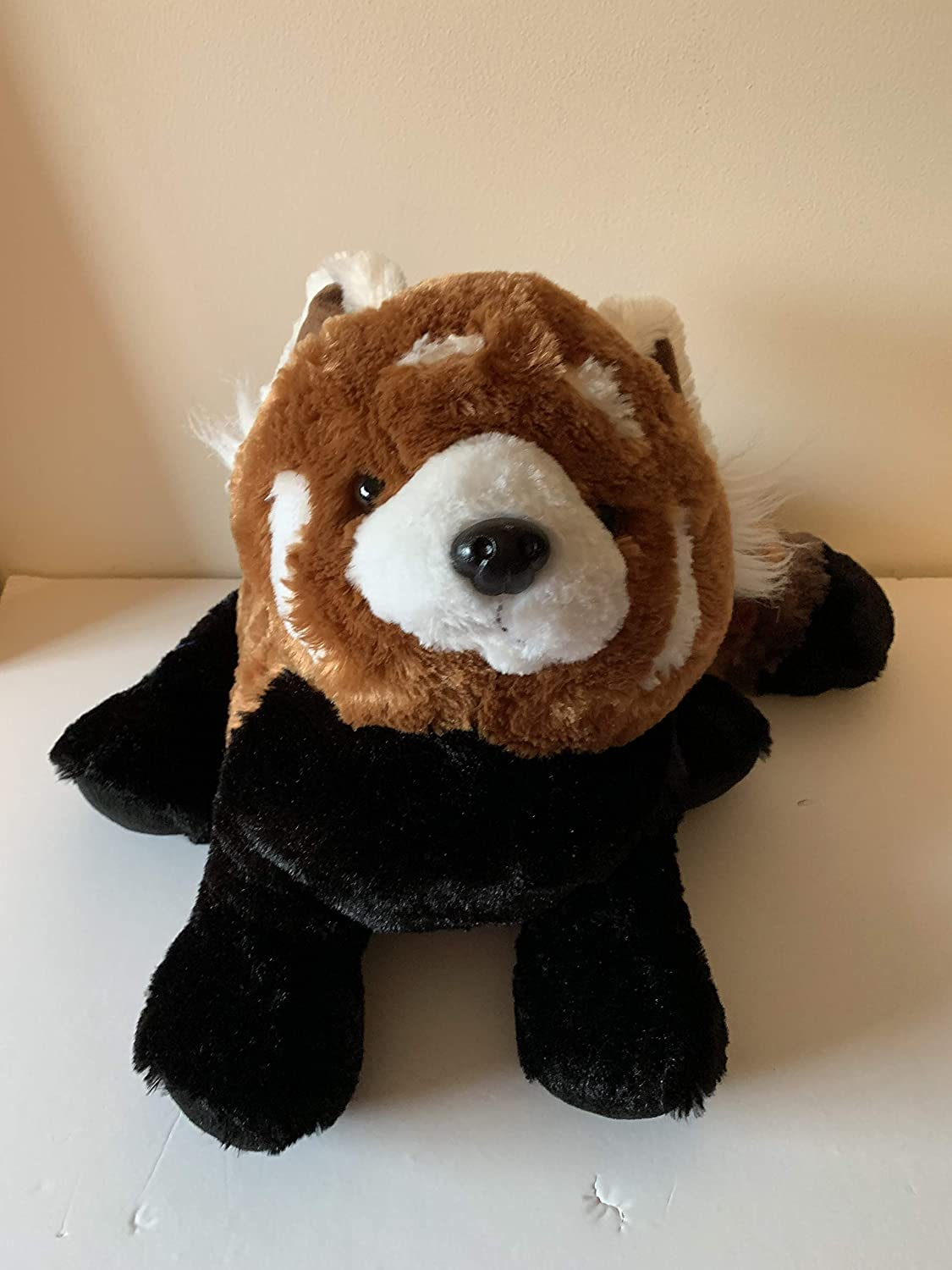 weighted buddy Large Weighted stuffed animal fox 6 1//2 lbs wasable