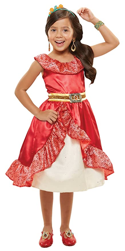 Elena Of Avalor Disney Adventure Dress 4 6x Vestido