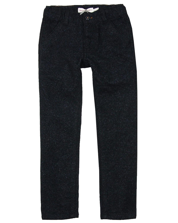 Deux par Deux Boys Black Velvet Pants Maestro! Sizes 18M-12