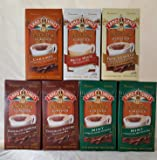 Land O'Lakes Cocoa Classics Premium Decadent Hot Chocolate Mix Variety Pack (5 Different Varieties)