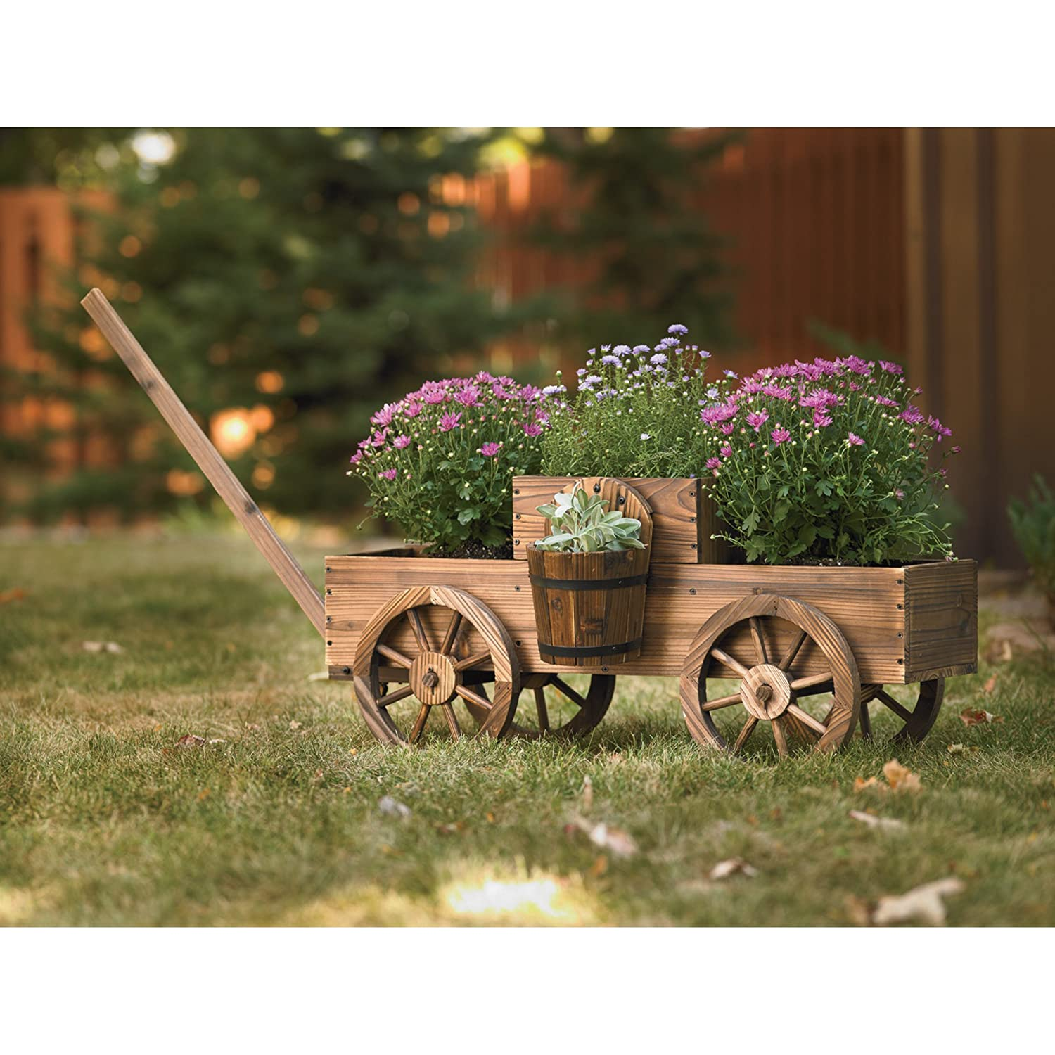 Gardening Carts - Home Design Ideas and Pictures