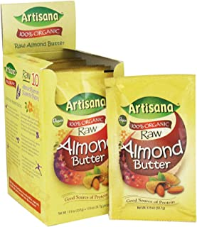 product image for ARTISANA Almond Butter Squeeze Sleeve, 1.06 OZ