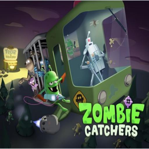 Zombie' Catcher (Zombie Pizza)