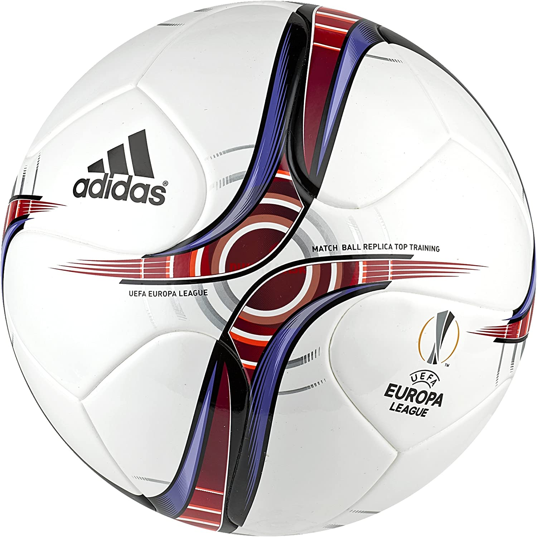 adidas UEFA Europa League Top Trainin Balón de fútbol, Hombre ...