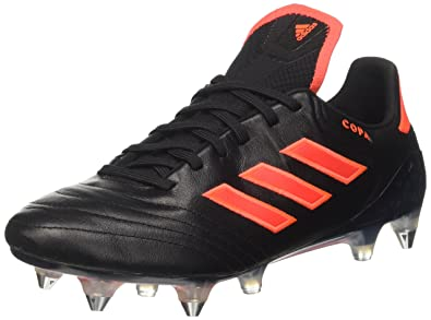 on sale 7a8fb c6431 adidas Herren Copa 17.1 Sg Fußballschuhe, Mehrfarbig (Core Black solar  Red), 40