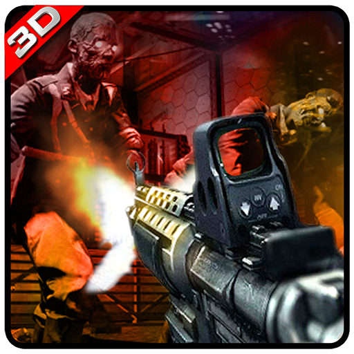 Zombie Death Trap - Action Packed Games