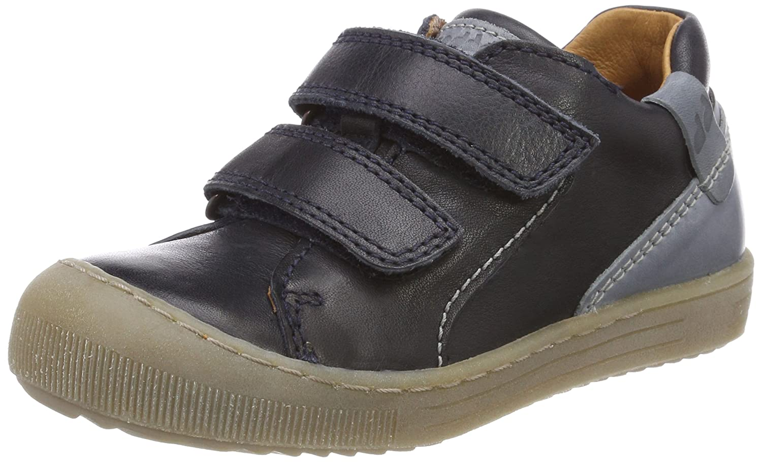FRODDO Children Shoe G3130108, Baskets Garçon, Bleu (Dark Blue I17), 25 EU