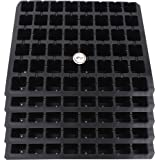 Seedling Tray (Square 48 Holes) Pack of 5 By Kraft Seeds