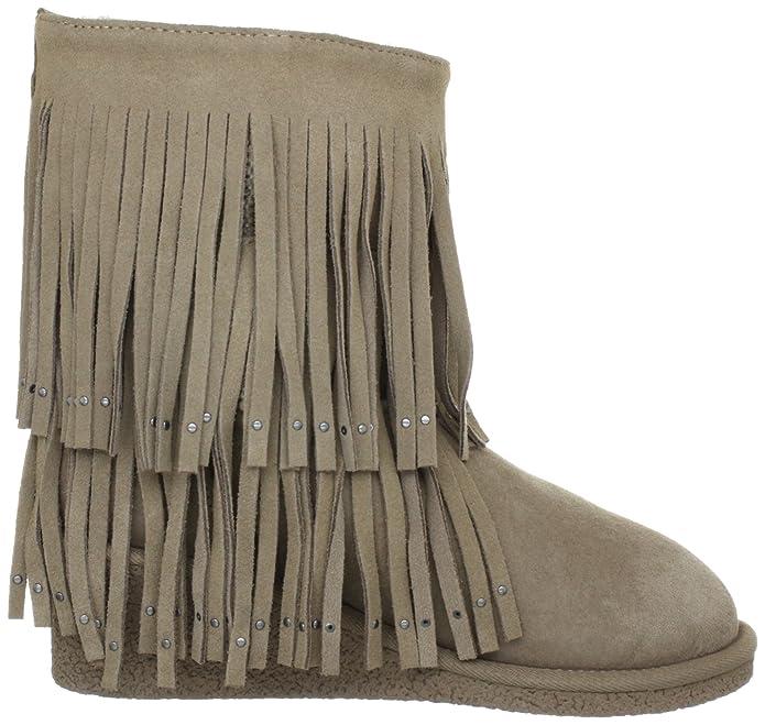 ef1a5b8507b Koolaburra Women's Savannity Double Fringe Boot