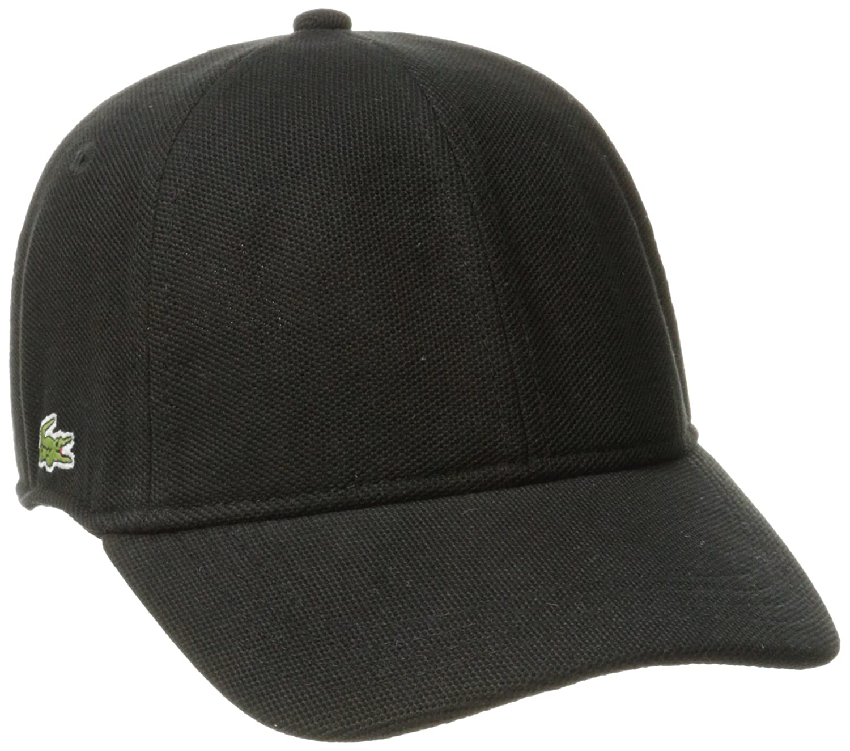 192a843c0 Lacoste Men s Cotton Pique Cap at Amazon Men s Clothing store