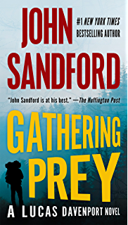Gathering Prey The Series Book 25