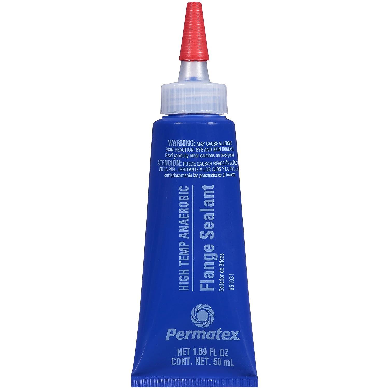 Permatex 51031 High Temperature Anaerobic Flange Sealant, 50 ml