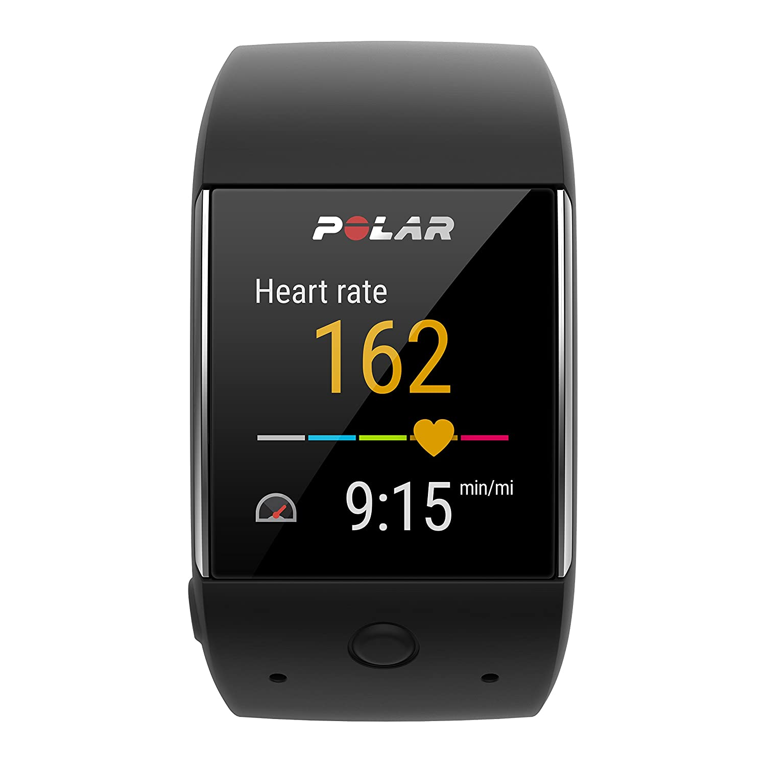 695f6d111 Amazon.com: Polar M600 Smart Sports Watch/Fitness Watch, Black: Sports &  Outdoors