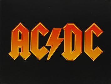 AC//DC Tour Emblem Vest Top Donna