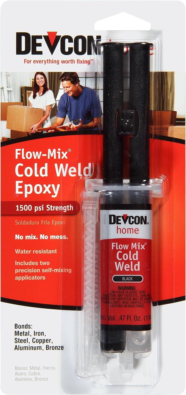 Devcon 24445 Flow-Mix Cold Weld Epoxy - 14 ml