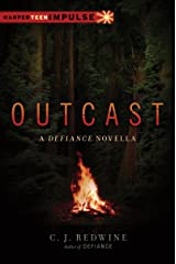 Outcast (Courier's Daughter) Kindle Edition