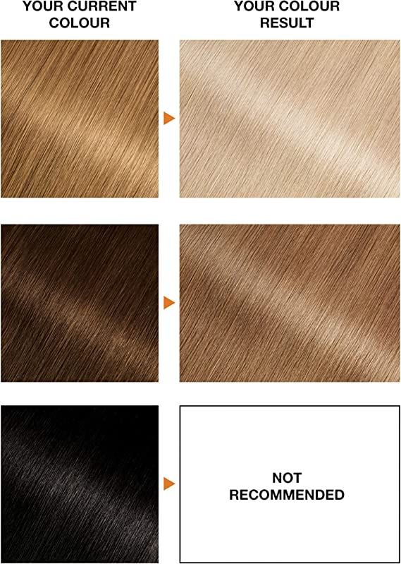 Garnier Belle Color Blonde Tinte para cabello permanente, de ...