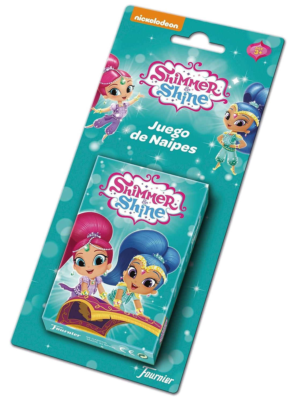 Shimmer & Shine Shimmer and Shine Deck Kinder (NAIPES Heraclio Fournier 1034801)