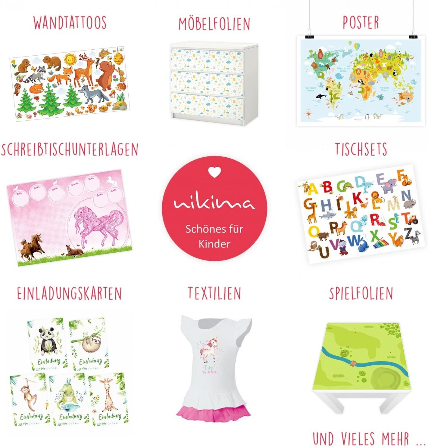 Gr/ö/ße DIN A1-841 x 594 mm Kinder Lernposter Sternbilder und Sternzeichen Wanddeko Kinderzimmer Sternenhimmel Deutsch und Latein