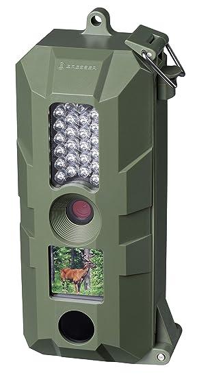 Cámara de Trampeo BRESSER 5MP con Sensor de Movimiento para Fotografía Diurna y Nocturna