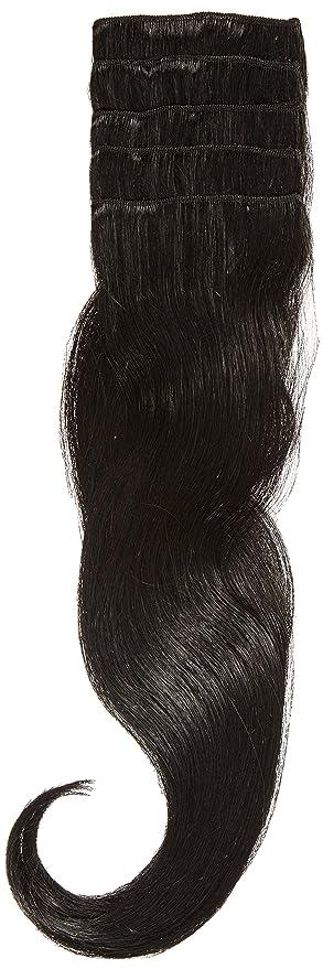 exquisite style entire collection lowest price BALMAIN Pinces à Cheveux Doubles N°1B 40 cm: Amazon.fr ...