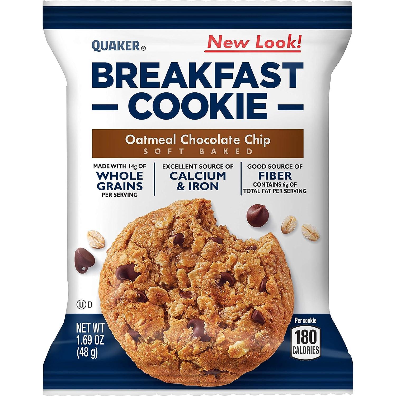 Quaker galletas correosas para el desayuno: Amazon.com ...