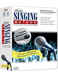 eMedia Singing Method with Microphone v1.1
