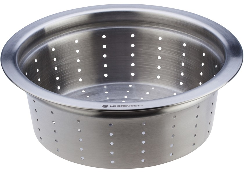 Stainless Steel Steamer Basket | Le Creuset