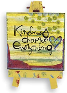 Cathedral Art Kindness Mini Decorative Plaque, One Size, Multi