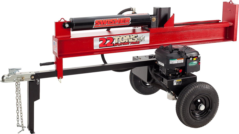 Swisher LSRB675221350 22 Ton 6.75 Gross Torque Log Splitter