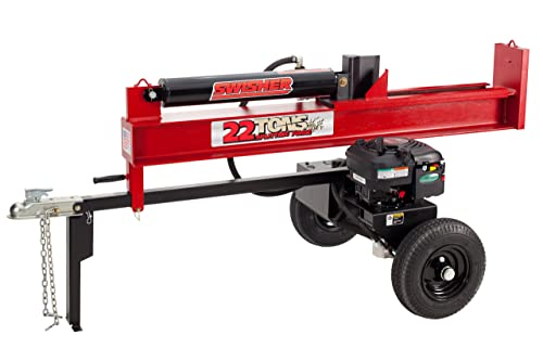 Swisher LSRB675221350 22 Ton 6.75 Gross Torque Log Splitter