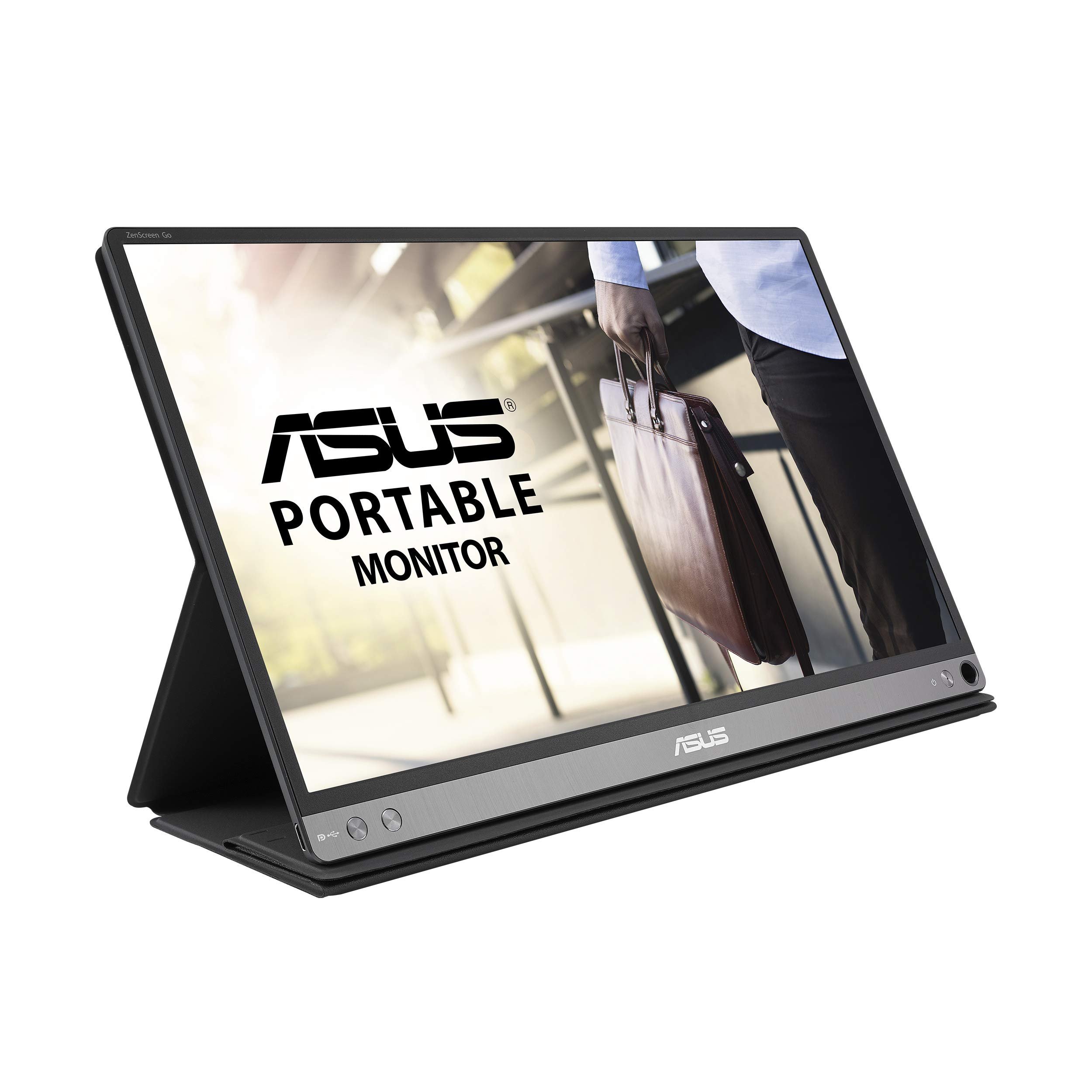 Monitor Portatil Usb-c 15.6  Ips  Asus Mb16ap