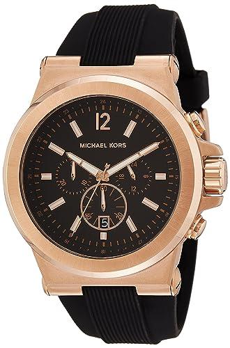 4fce8a1a4034d Michael Kors Reloj de Pulsera MK8184  Michael Kors  Amazon.es  Relojes