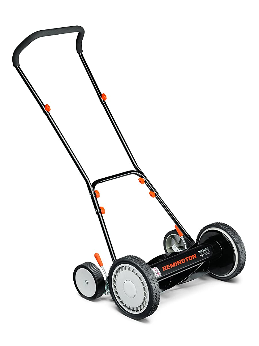 Remington RM3000 16-Inch Reel Push Mower