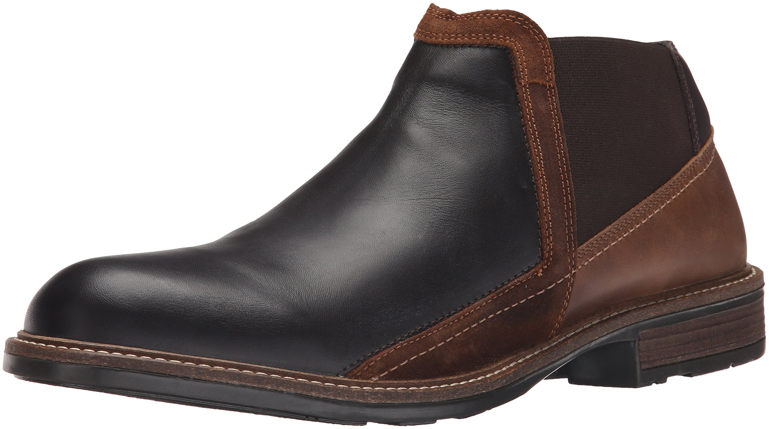 Naot Men's Business Flat, Brown, 43 EU/10 M US by NAOT