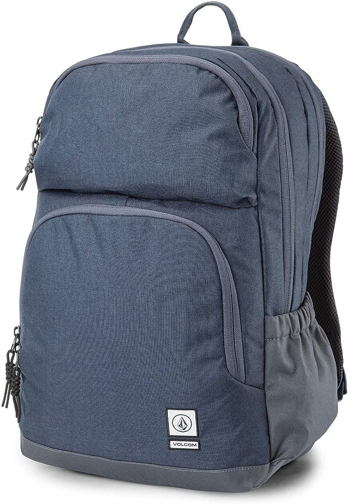 Volcom - Roamer Backpack, Mochilas Hombre, Azul (Midnight ...