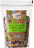 Happy Belly Nuts, Chocolate & Dried Fruit Trail Mix, 48 ounce